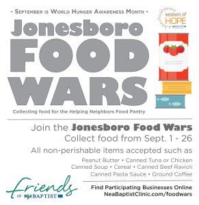 jonesboro food wars 2019